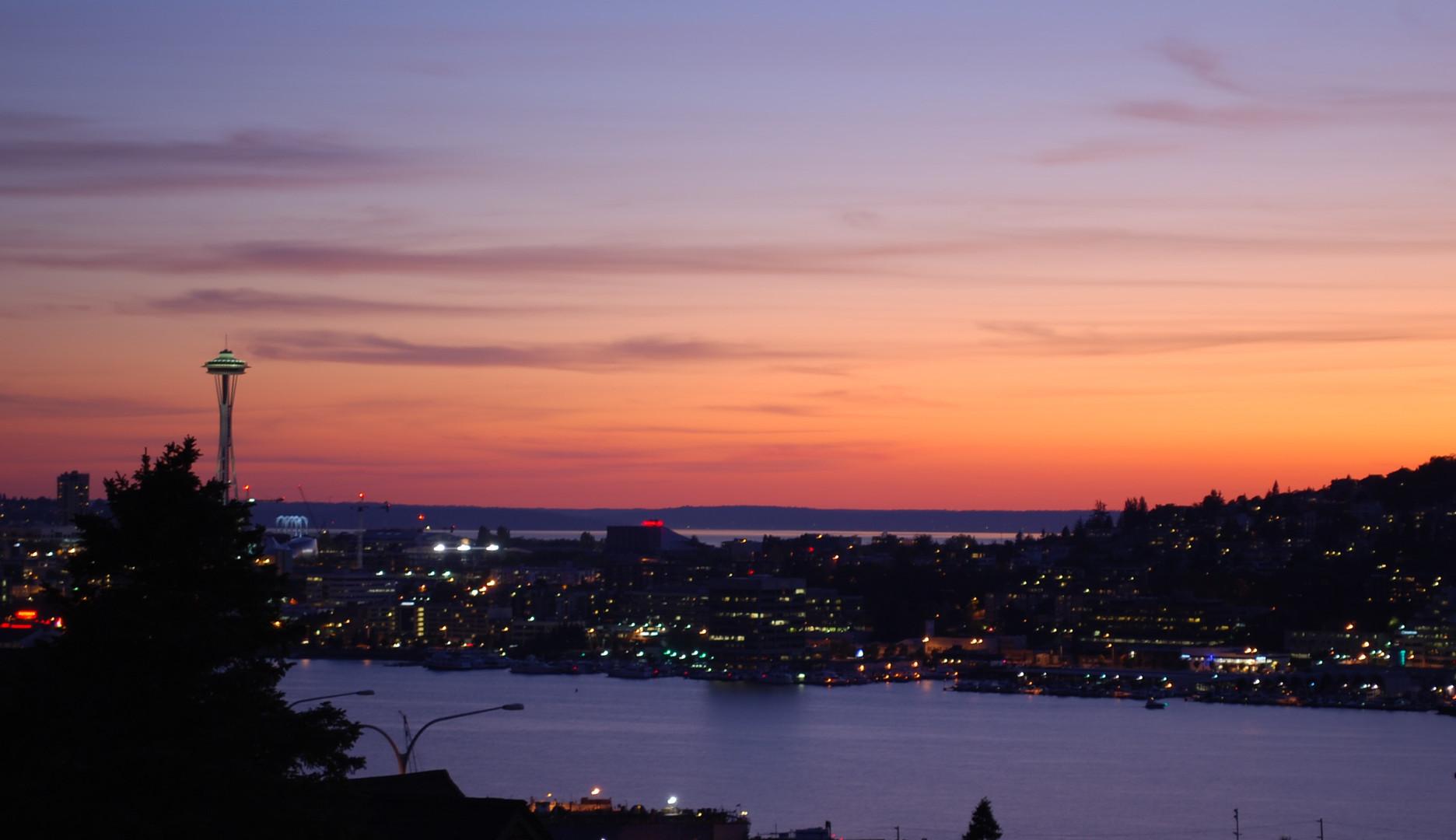 Incedible Sunset Views