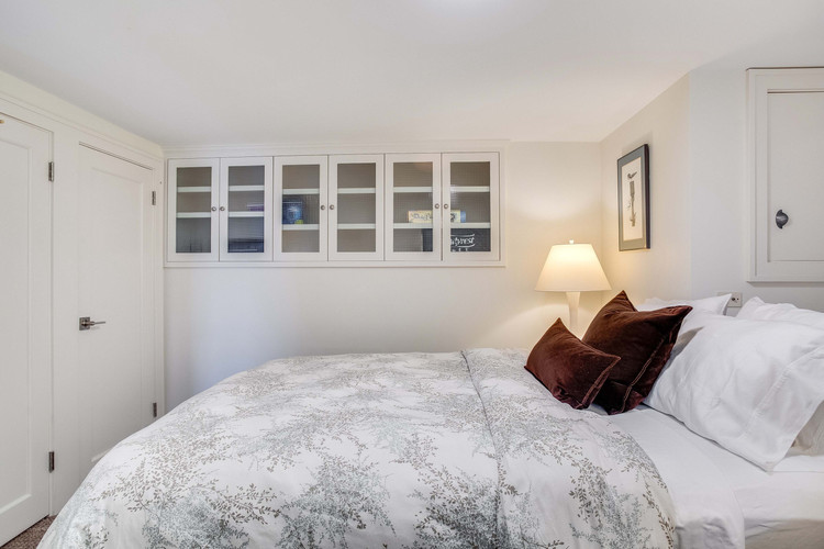 Main Bedroom with Abundent Storage