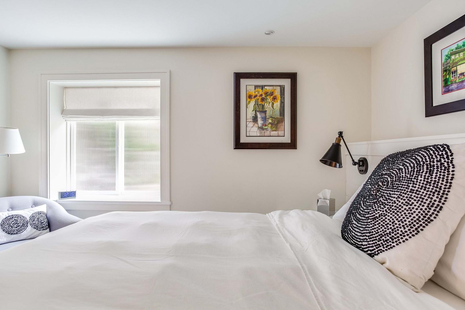 Bright Daylight Bedroom