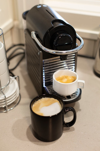 Nespresso Coffee & Frother