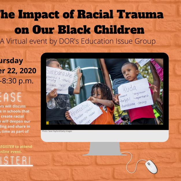 We Name Racial Trauma