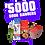 Thumbnail: 5000 4x11 Door Hangers