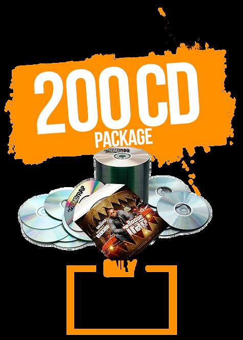 200 CD PACKAGE