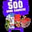 Thumbnail: 500 4x9 Door Hangers