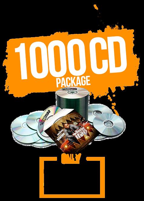 1000 CD PACKAGE