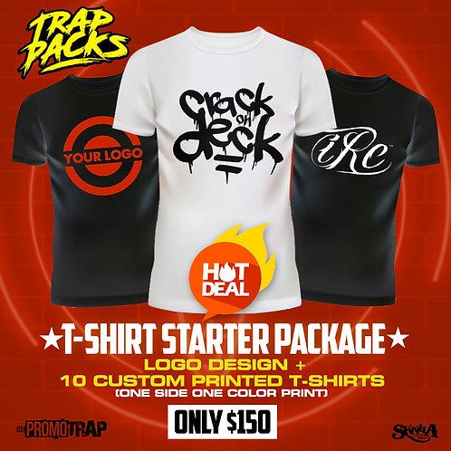 T-Shirt Starter Package