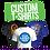 Thumbnail: 100 Custom Printed T- Shirt (Full Color)