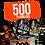 Thumbnail: 500 4X6 FLYERS