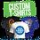 Thumbnail: 100 Custom Printed T- Shirt (Two Color)