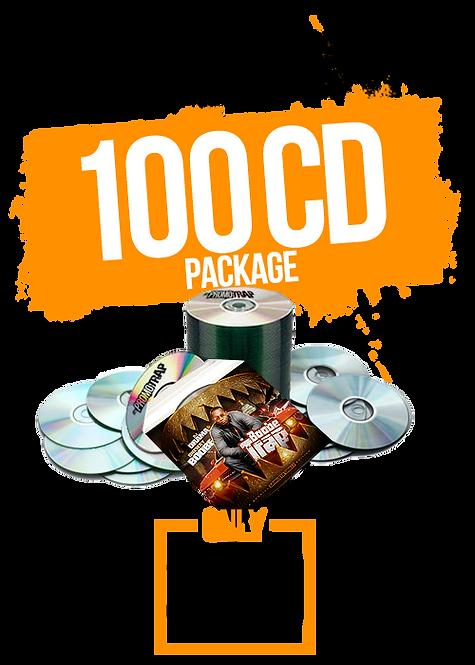 100 CD PACKAGE