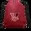 Thumbnail: 500 Custom Drawstring Bags