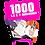 Thumbnail: 1000 8.5x11 Brochures