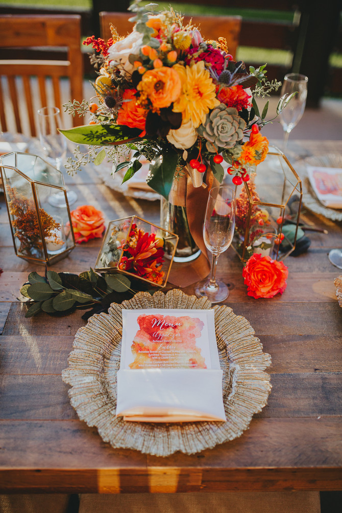 Styled Shoot Fall 2016