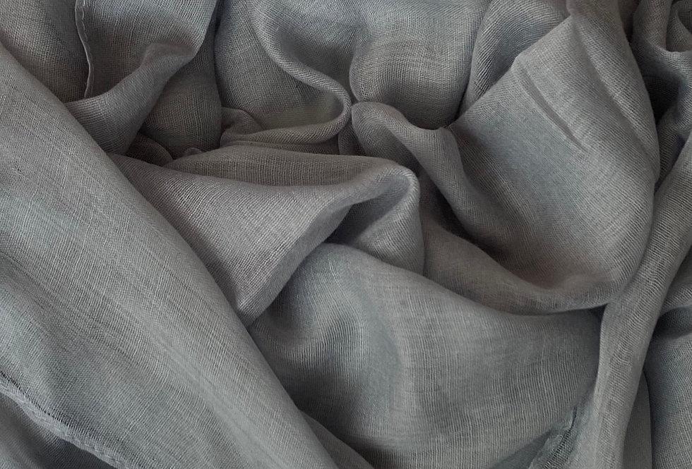Pain Hijab in Grey