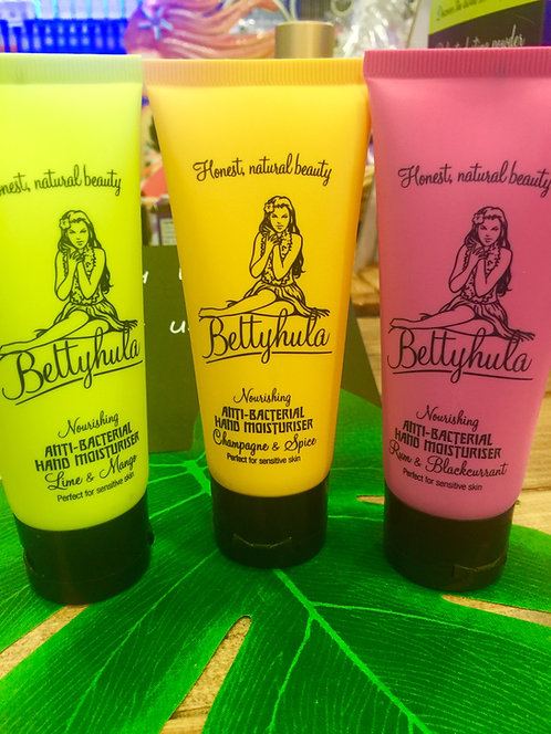 Betty Hula: Anti-Bacterial Hand Lotion