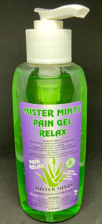 Mister Mints: Pain Relief Gel (cooling)