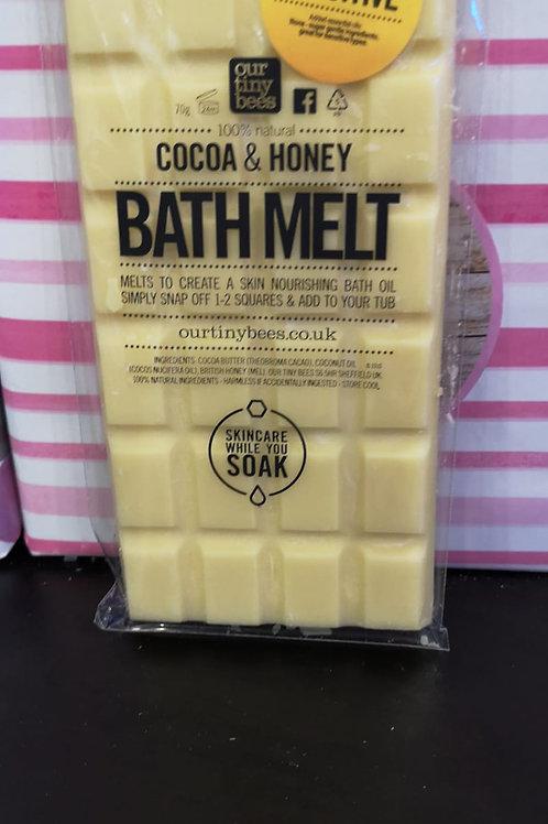 Queen Bee: Bath Melt