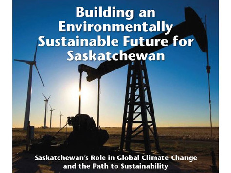 Building an Environmentally Sustainable Saskatchewan