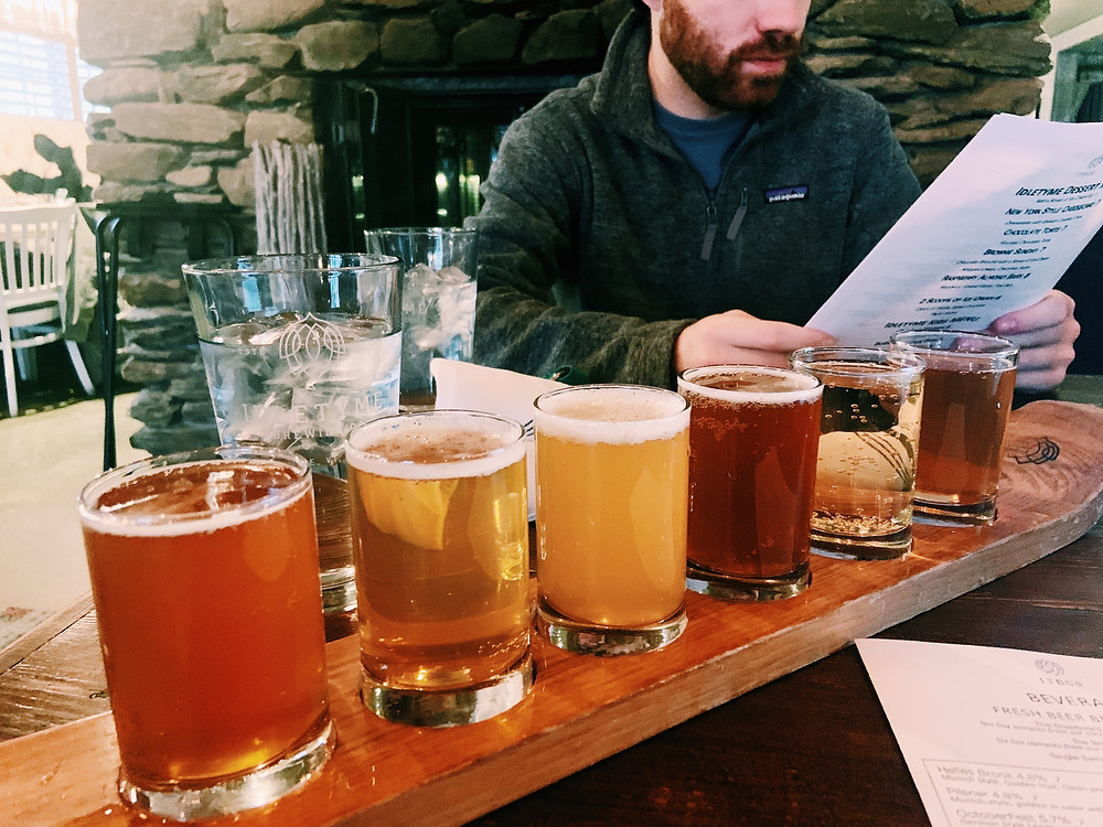 Brewery in Stowe, VT