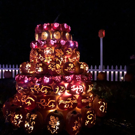 The Great Jack O'Lantern Blaze Has Begun!