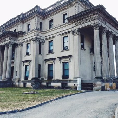A Visit to Vanderbilt Mansion