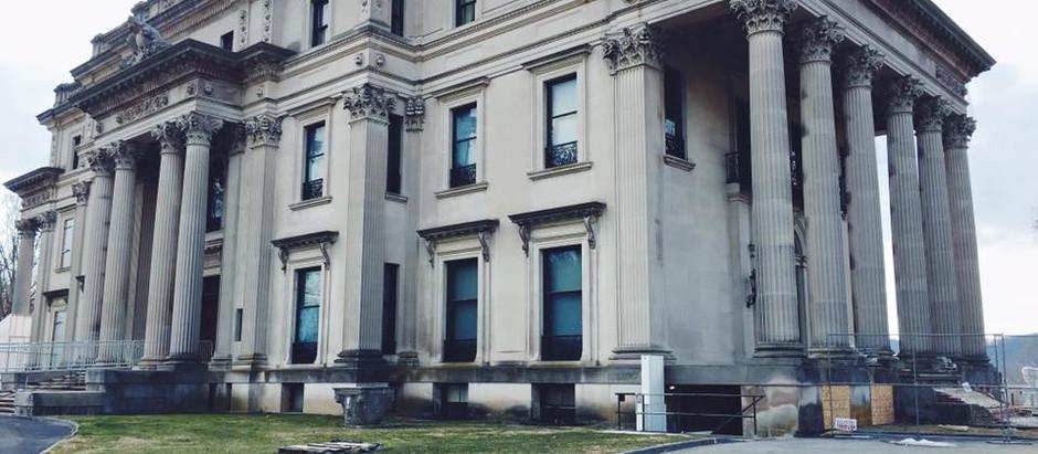 A Visit to Vanderbilt Mansion