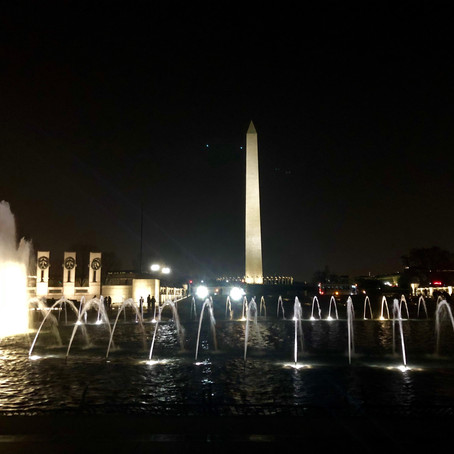 "A ""Monumental"" Trip to Washington DC"
