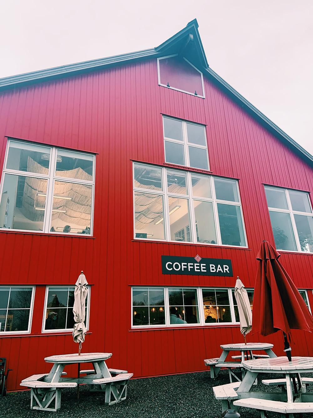 Vermont Coffee & Tea in Waterbury, VT