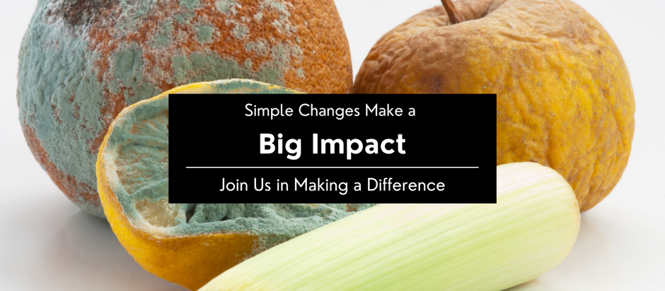 """Join The Hudson Valley Food Waste ChallengeAnd Reduce Your Family's """"Foodprint"""""""