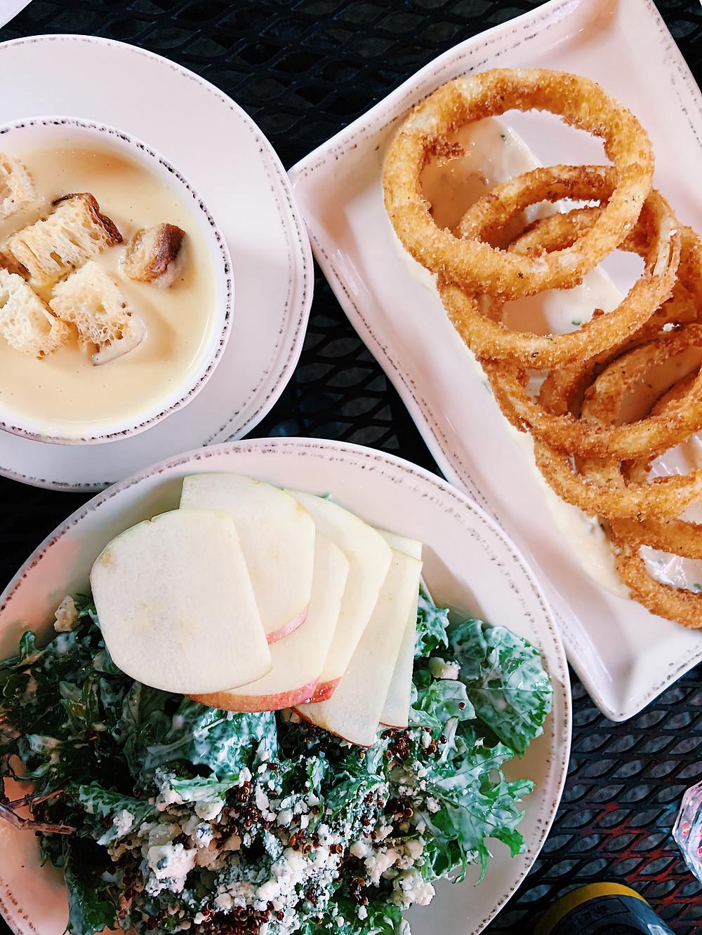 Food in Burlington, VT