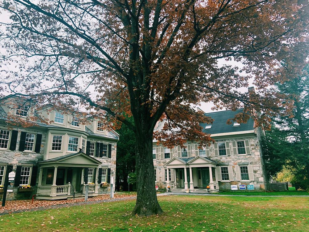Historic buildings in Woodstock, VT