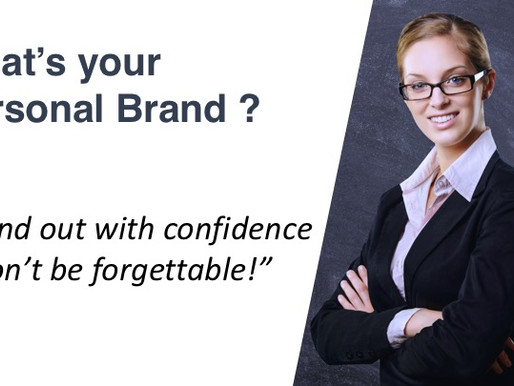 16 - What's your Personal Brand?