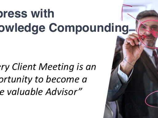 15 - Impress with Knowledge Compounding