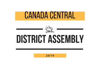 Canada Central District Assembly 2019