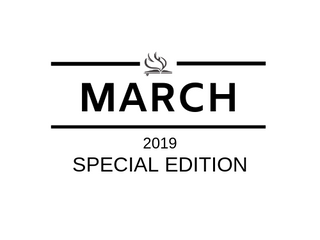 March 2019 - Special Edition
