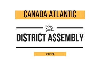 Canada Atlantic District Assembly 2019
