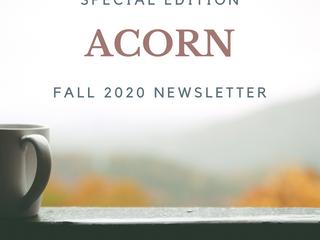 ACORN - FALL EDITION 2020