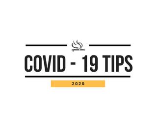 Covid - 19 Tips