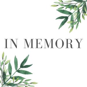 IN MEMORY - Nazarene News