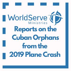 World Serve Reports on the 2019 Plane Crash