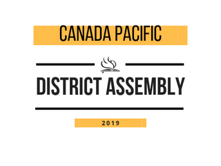 Canada Pacific District Assembly 2019