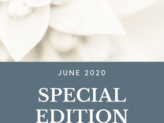 Special Edition - June 2020