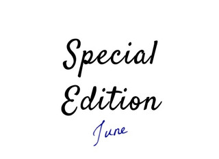 Special Edition - June 15th, 2018
