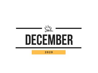December 2020 Edition