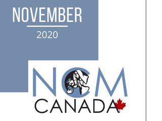 November 2020 -NCM Canada Edition