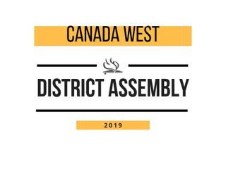 Canada West District Assembly 2019