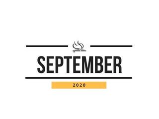 September 2020 Edition