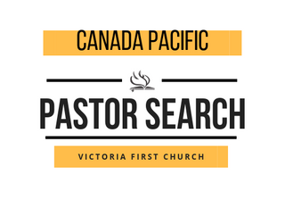 May 2019 - Lead Pastor Search Profile