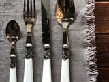 Brasserie Cutlery White