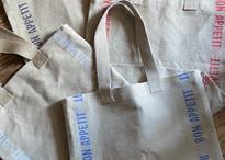 リネンバック・ボナペティ Linen bag Bon appétit